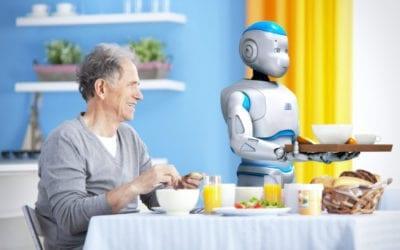La badante robot: fantascienza o realtà?