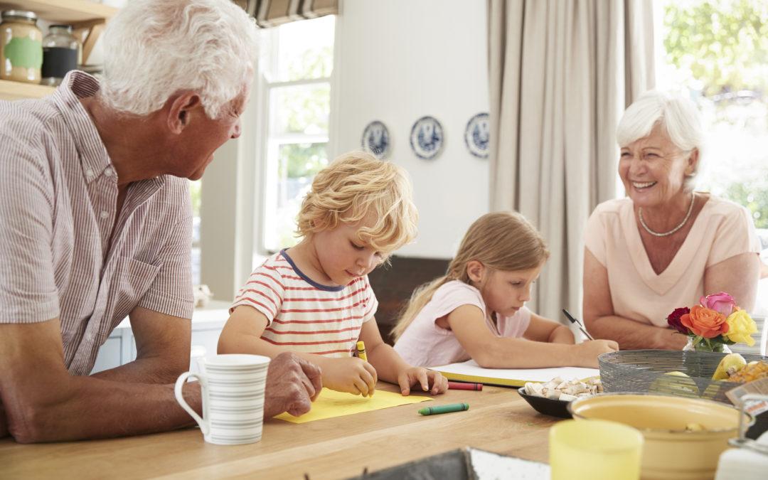 Nonni: babysitter o molto altro?