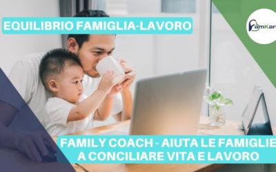 Family Coach – Aiuta le famiglie a conciliare vita e lavoro