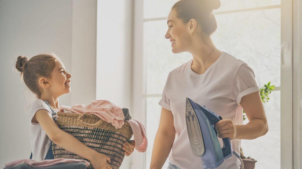 EMERGENZA CORONAVIRUS: il gioco delle faccende domestiche!