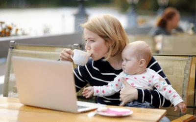 Mamma, è ora di assumere una baby sitter?