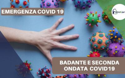 Badante e seconda ondata COVID19